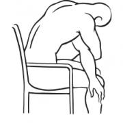 Estiramiento de Cuello y Espalda