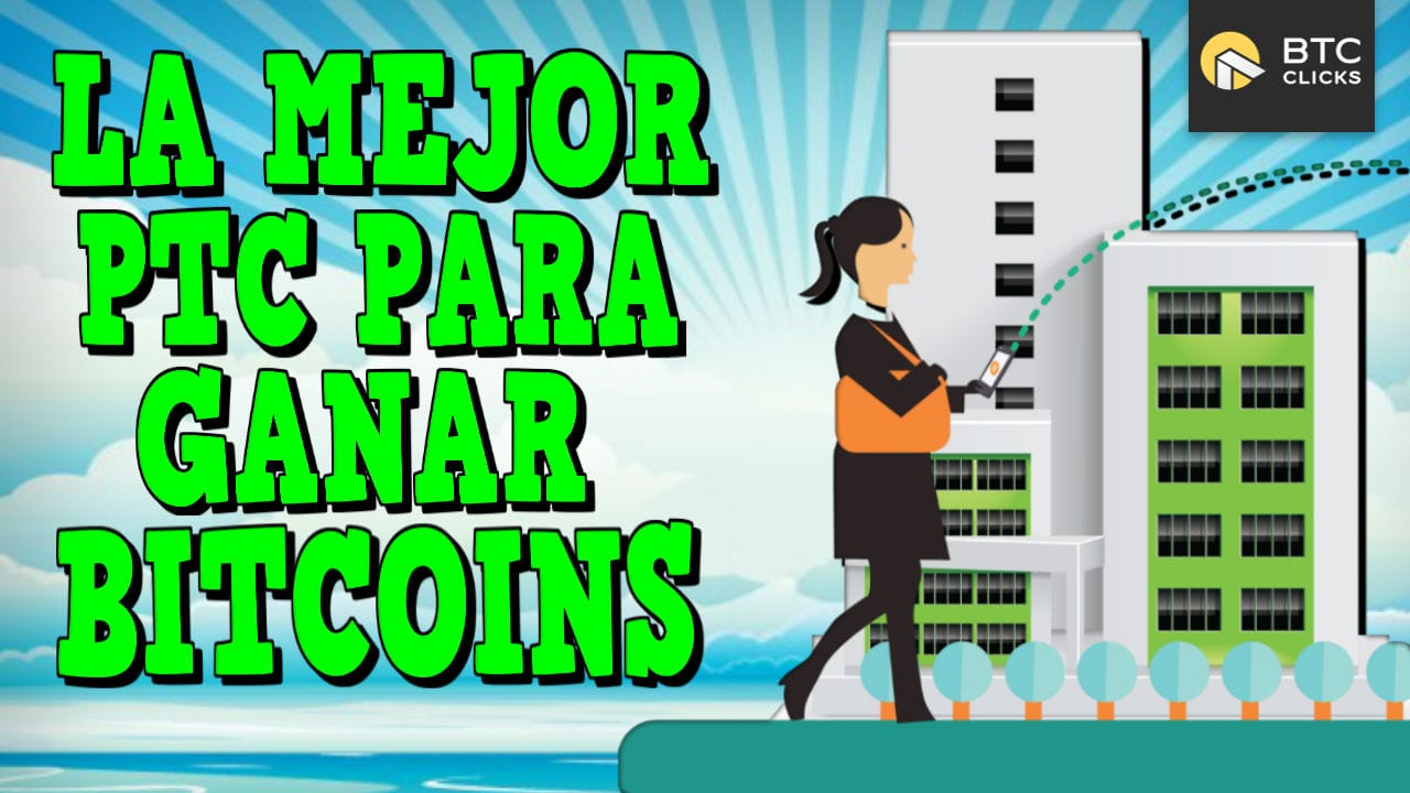 BTCClicks Como Funciona Tutorial en Español