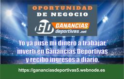 Ganancias Deportivas 25-10-2020