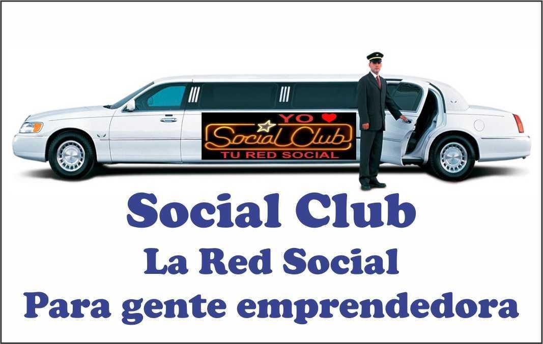 SOCIAL CLUB EMPRENDEDORES