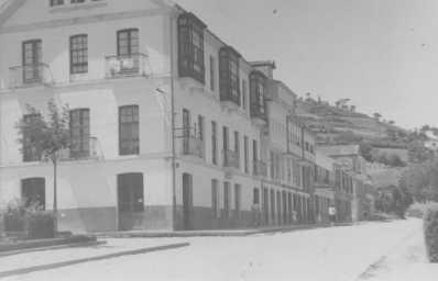 Pontedeume (La Coruña) Galicia, España. 23-05-2017