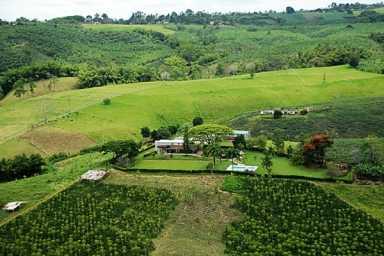 eje cafetero Colombia y Parque Nacional del Quindio 30-05-2017