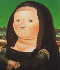 Pinturas de Botero 31-07-2018