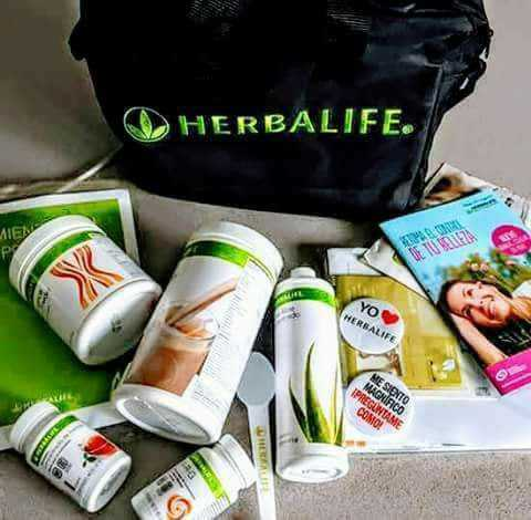 paquete herbalife