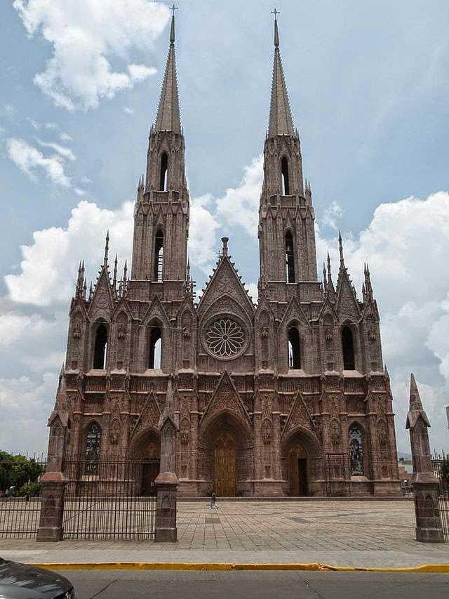El arte de la arquitectura gótica  13-11-2019