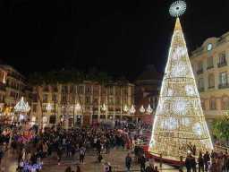 MALAGA SPAIN  28-12-2019