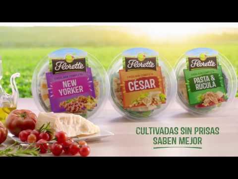 Florette - Cultivadas sin prisas saben mejor