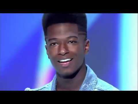 willie jones- first audition X-factor 2013 amazing voice