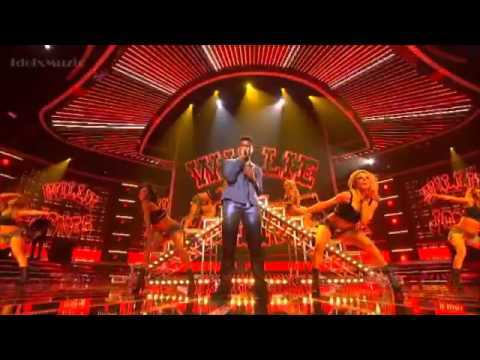 Willie Jones - I'm Here For The Party - The X Factor USA 2012 (Live Show 1)