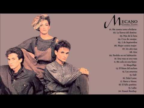 Mecano - Grandes éxitos