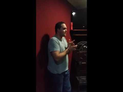 Yo cantando Válgame dios de Niña Pastori y Falete