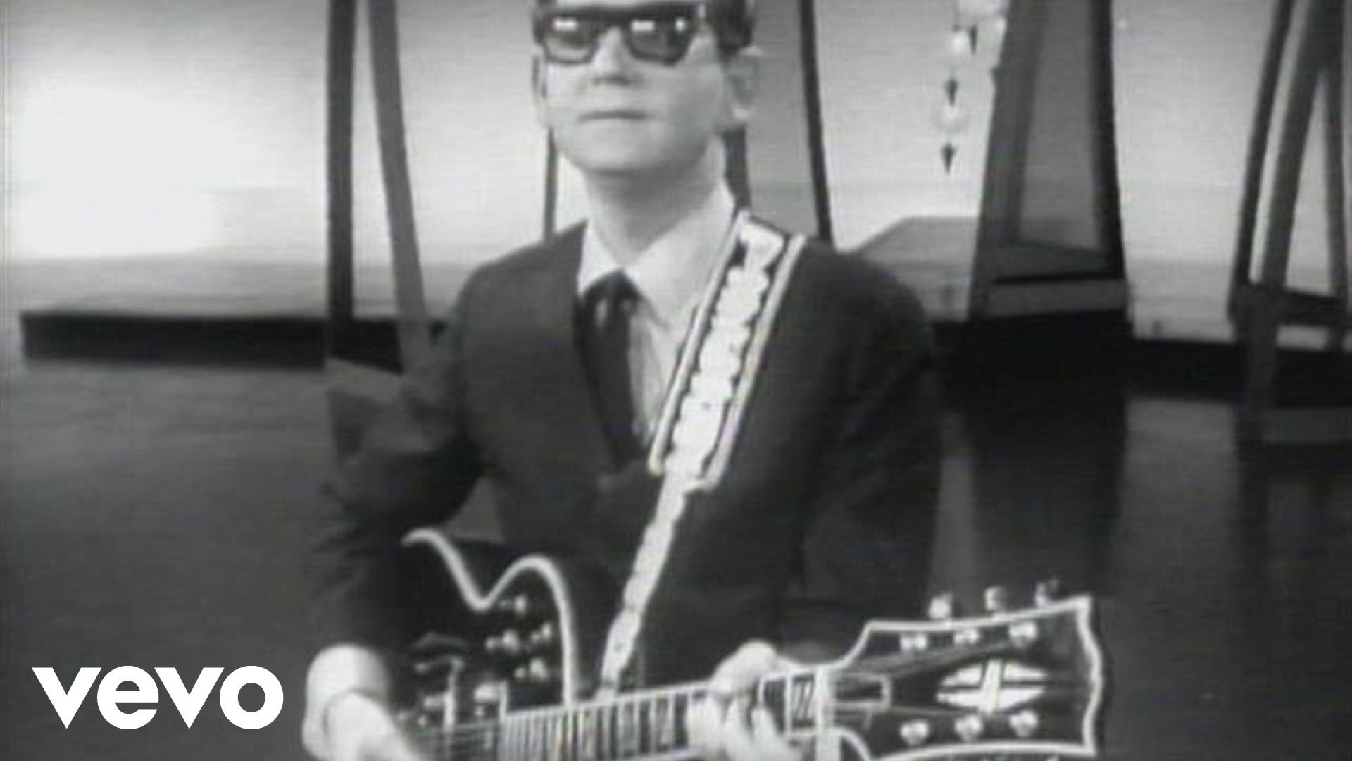 Roy Orbison Crying Live 1964