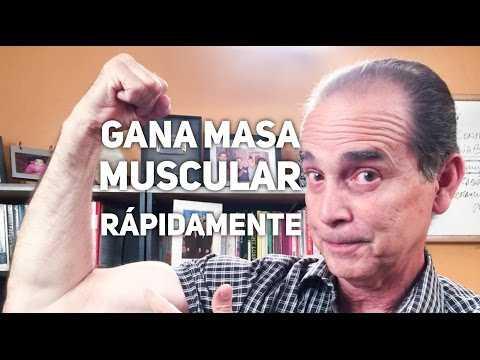 Episodio #1170 Como ganar masa muscular rápidamente