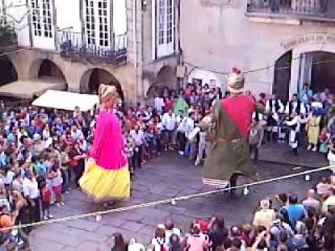 Festas das Peras!! Momaros!!! Pontedeume(La Coruña)