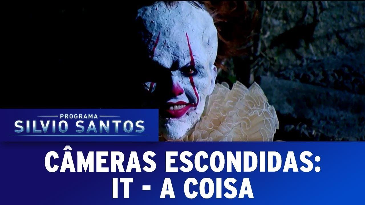 IT - A Coisa (IT PRANK) | Câmeras Escondidas (03/09/17)