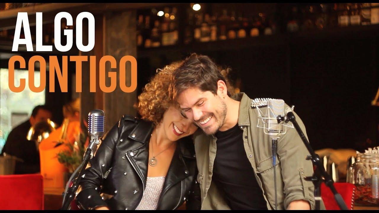 Inés Gaviria y Samper - Algo contigo (Cover Acústico)