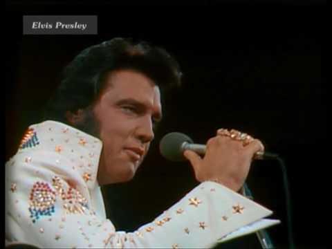 Elvis Presley - Burning Love (live 1973) HQ 0815007