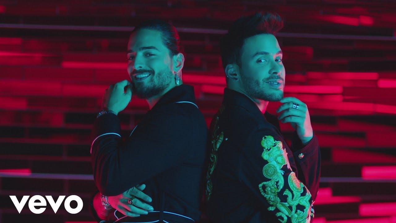 Prince Royce - El Clavo (Remix - Official Video) ft. Maluma