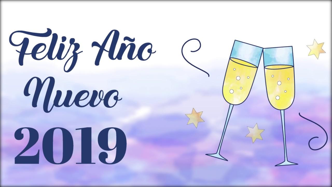 FELIZ AÑO NUEVO CUENTA REGRESIVA 2019 I Happy New Year 2019? ? ?